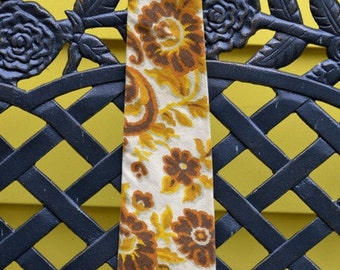 70s Tie, Men's Necktie, Southern Rock, Hipster Tie, Father's Day Tie, Gift for Dad, Casual Tie, Hippie Tie, Gift for Him