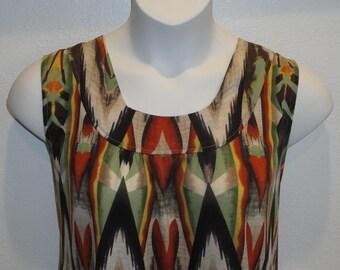 S-M - Post Surgery Shirt - Shoulder Surgery / Rehab/ Heart Surgery / Breast Cancer / Adaptive Clothing / Breastfeeding  - Style Sara