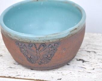 Pottery bowl, ceramic bowl, handmade pottery, Rustic ceramic bowl, candy dish