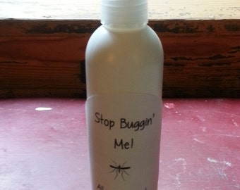 Stop Buggin' Me: All Natural Insect Repllent