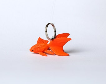 "Key chain ""Goldfish"""