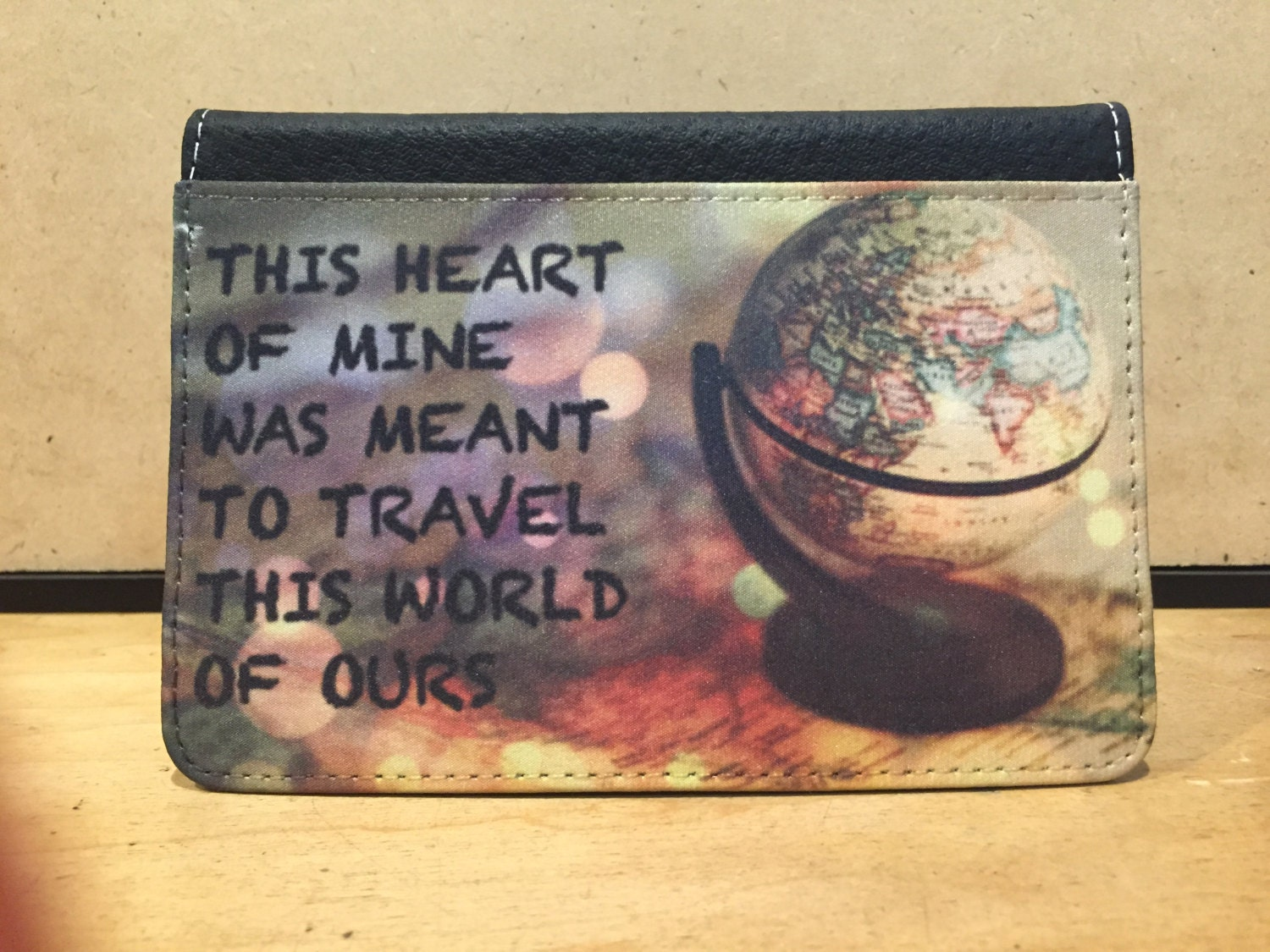 Passport Cover This Heart of Mine