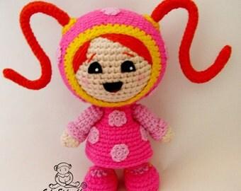 Free Crochet Pattern Umizoomi : Milli Etsy