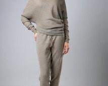 natural linen pants - Pi Pants