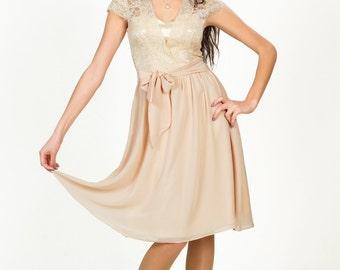 Bridesmaid dress, Prom dress, Party dress, Lace dress, Delicate dress, Dress celebrations