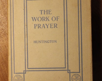 The Work of Prayer item #7