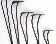 Popular items for furniture legs on etsy for Cast iron furniture legs for sale
