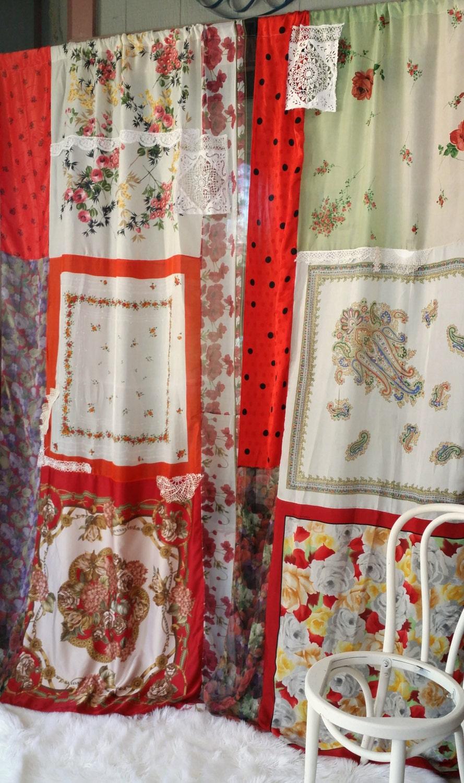 Boho Curtains Drapes Panels Hippie Hippy Room Bohemian Shabby