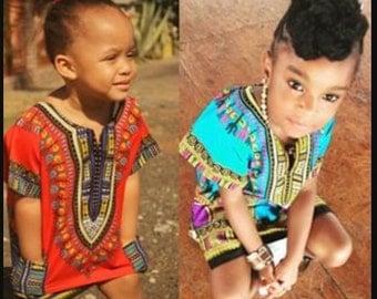Kids Dashiki