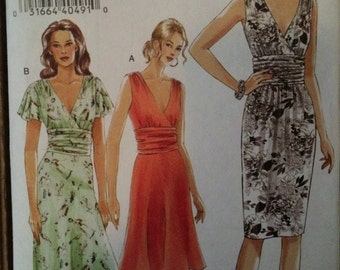 Vogue Dress pattern 8182