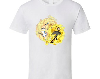 Guilty Gear XX / Xrd - Millia Rage White T-Shirt