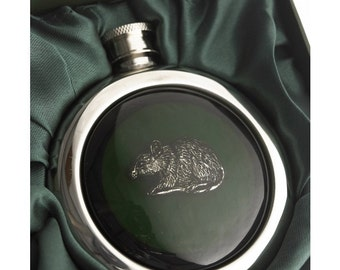 Mouse Whiskey Flask