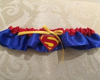 Superman garter