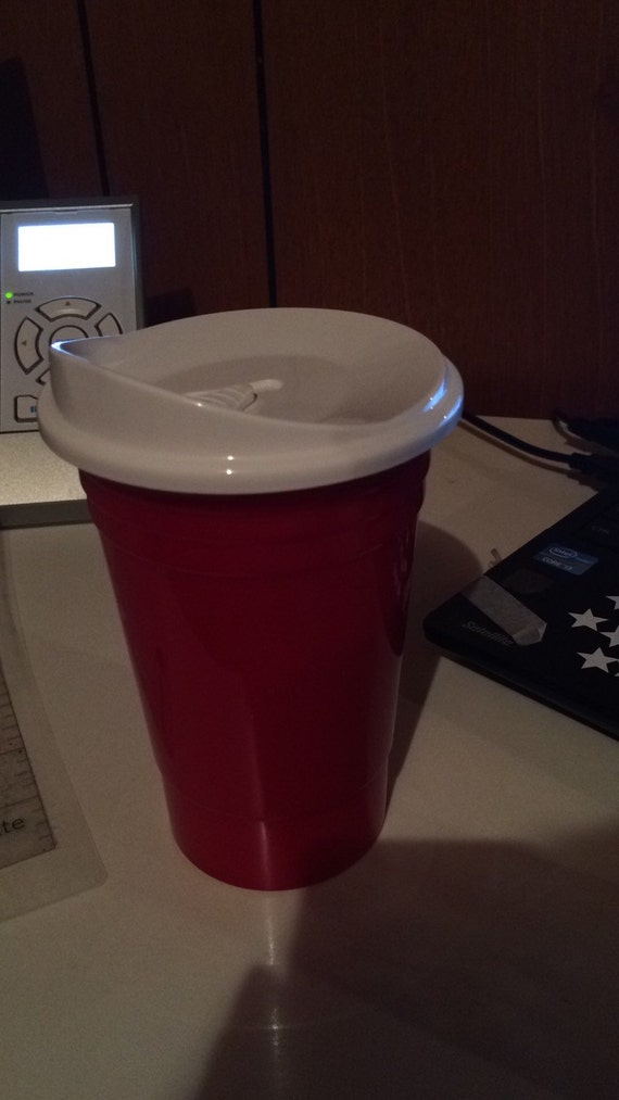 Lid For Insulated Solo Cup By Southernboutiquelady On Etsy