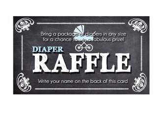 baby boy diaper raffle, diaper raffle printable, diaper raffle ticket, diaper raffle ticket printable, instant download