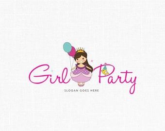 girl Logo Design  BrandCrowd