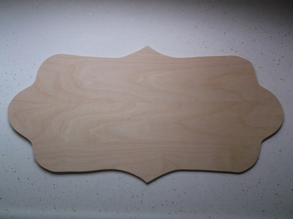 wood sign making templates - wooden plaque wood sign wood shape wood cut out weddings