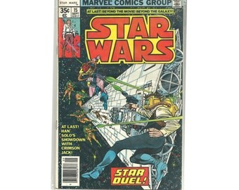 Star Wars 1978 Comic Book [Marvel]