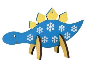Stegosaurus Christmas Ornament (Dinosaurnament®)