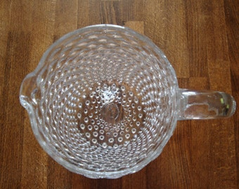 1880s Collectible Antique Pitcher Glass