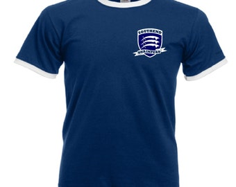 Southend United FC Football Club Shrimpers Soccer T-Shirt - All Sizes Available