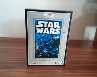 NES Star Wars - Replacement Box NO Game Included
