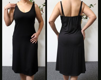 The Ulimate Full Slip, Travelers Slip In Plus and Regular Size. Plus Size Slip,1XL,2XL,3XL,4XL