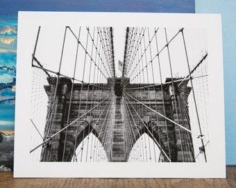 Brooklyn Bridge | Fine Art Print
