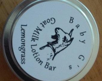 Goat Milk Lotion Bar