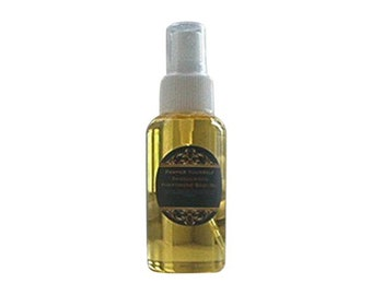 Indian Sandalwood Perfume Body Oil Spray, 2.7 Fl Oz