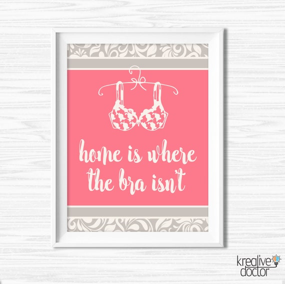 Dorm Room Wall Decor Etsy : Items similar to bedroom wall art funny quote prints dorm