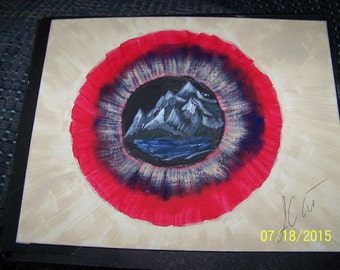 view from the third eye : Earth
