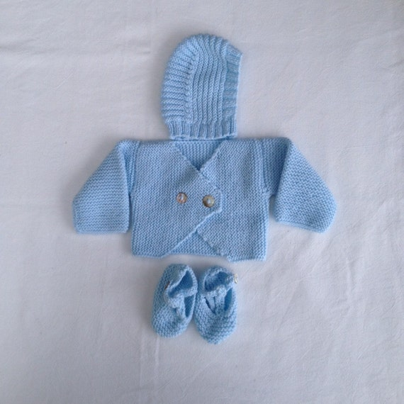 Items similar to Newborn baby boy clothes, Premature baby ...