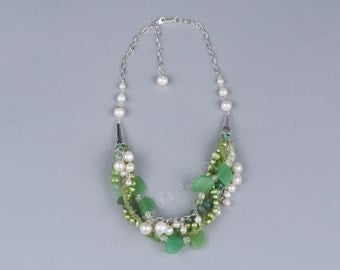 May Necklace (Four Seasons Collection)