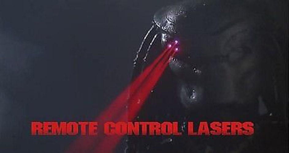 how to build predator tri laser