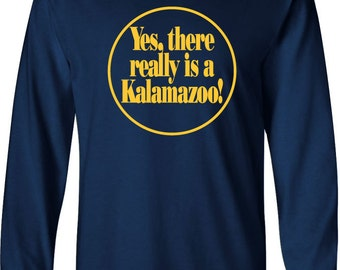 Yes, there really is a Kalamazoo!
