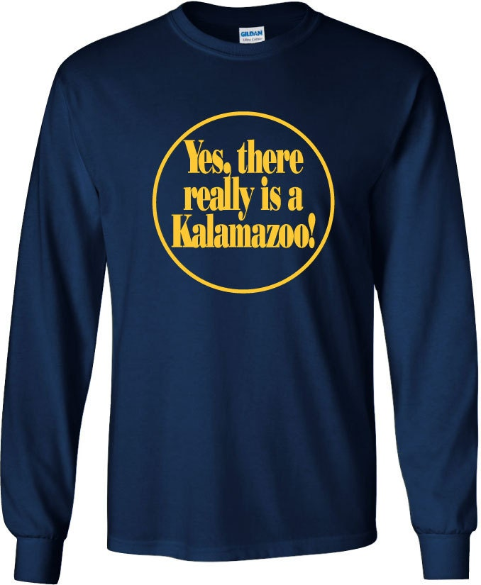 Yes there really is a kalamazoo for T shirt printing kalamazoo