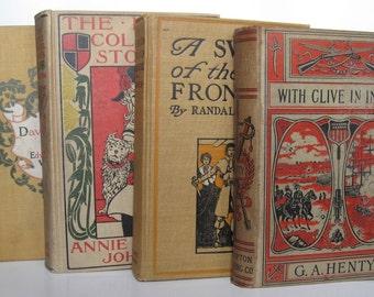 Vintage Book Bundle