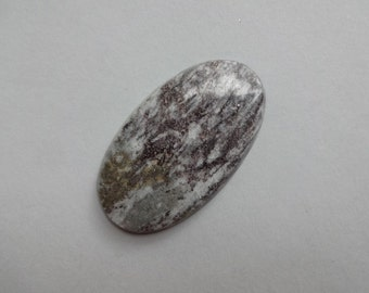 Large oval sheen Phlogopite cabochon 65x37 mm - jewelry supplies gemstone natural stone cabochon