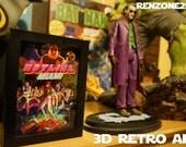 Hotline Miami  - Series 3 Collection - Retro 3D Art 5 featured image