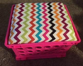 Classroom Storage Crate Seats Great For Small Group Tables
