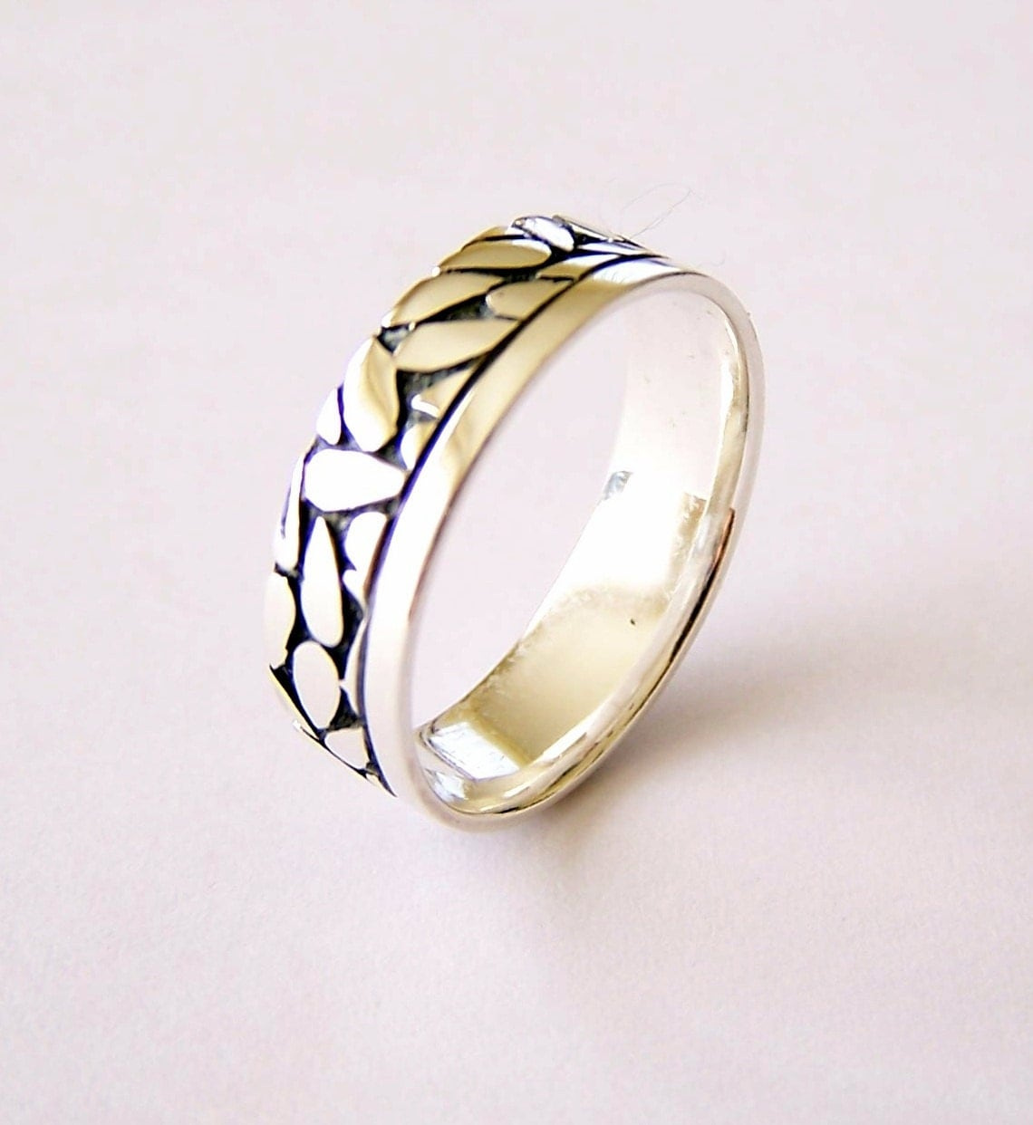 promise rings for with leaves rings for for