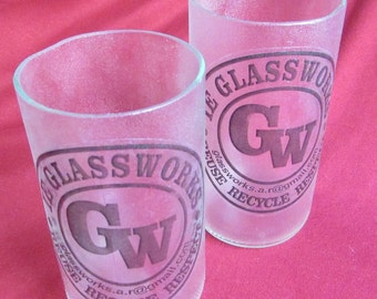 IE Glassworks Trademark Glasses (pair)