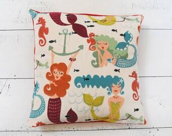 Mermaid Decor Pillow Cover