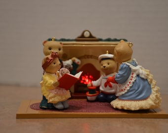 Hallmark Ornaments-The Bearingers of Victoria Circle