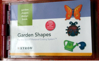 Xyron Personal Cutting System - Garden Book