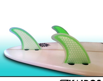 Honeycomb FCS surfboard Fins ***FREE SHIPPING***