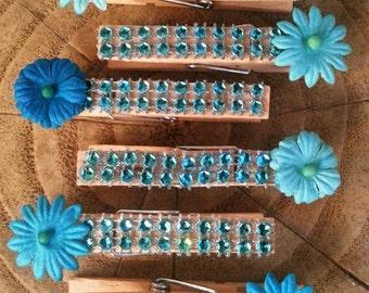 Decorative Clothespins: Set of 5