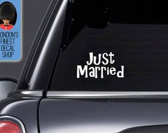 Just Married - voiture Flex
