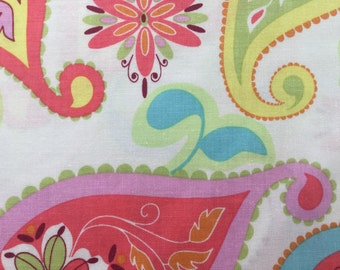 Splendor Paisley by Lila Tueller Quilting Fabric